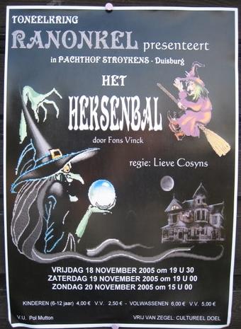 2005 - Heksenbal